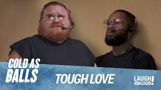 Kevin Hart Vs. Daryl & Bam-Bam | Cold as Balls | Laugh Out Loud Network