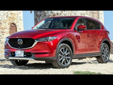 Test - Mazda CX-5 (2017)