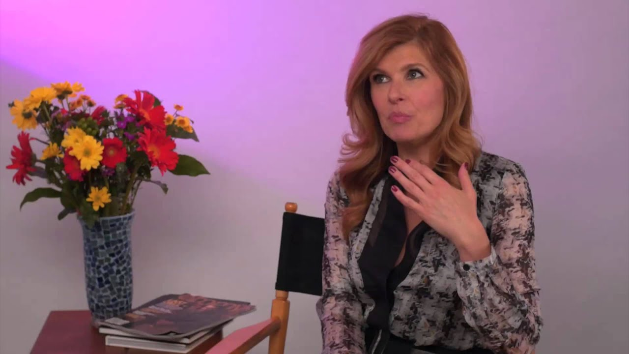 Connie Britton Discusses Getting Cast On Spin City Emmytvlegends Org