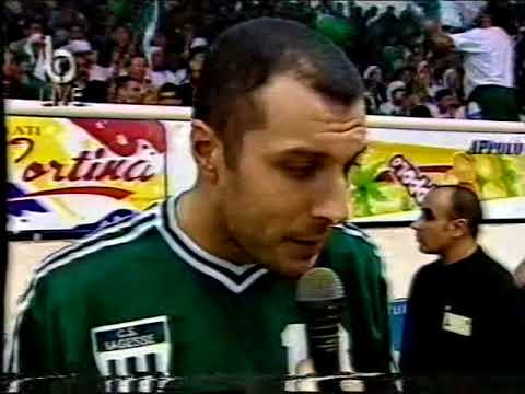 Sagesse v/s Tadamon -1st half - Cup Final season 98/99- Kahraba Stadium