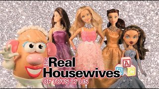 The Real Housewives of Toys 'R' Us Episode 5 - A Barbie parody in stop motion *FOR MATURE AUDIENCES*