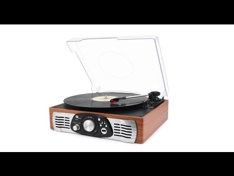 The New Best Cheap Vinyl Record Player? 1byone