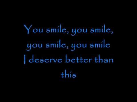 Silverstein - Smile in your Sleep [Lyrics]