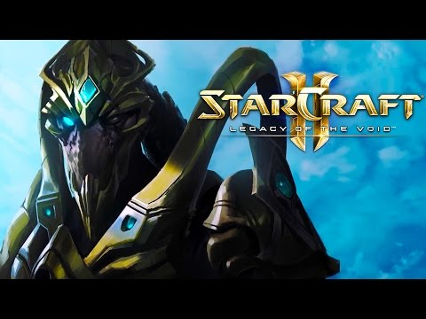 StarCraft II - Legacy of the Void: Reclamation Trailer