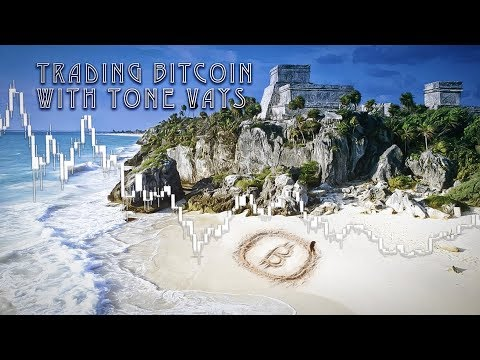 Trading Bitcoin - From Tulum Mexico thumbnail