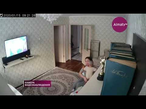 Няня избила полугодовалого ребенка в Алматы (20.01.20)