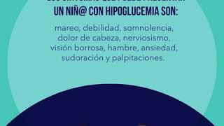 Hipoglucemia en niñ@s con Diabetes Mellitus - Kindoc