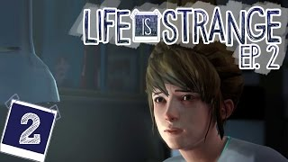 Life is Strange Let's Play [Ep 2: Out of Time] Blind Part 2 - Graffiti [Life is Strange Gameplay]