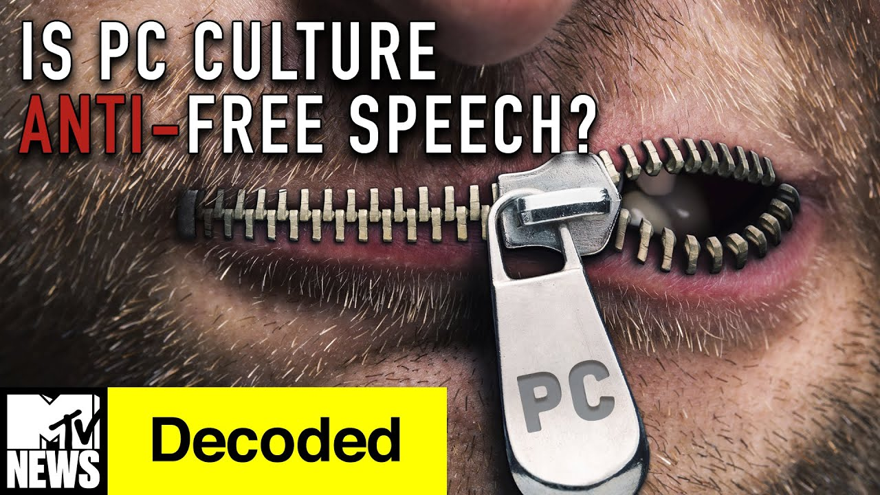 Is PC Culture Anti-Free Speech? | Decoded | MTV News