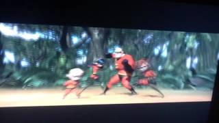 da pixar animation studio trailer vhs or dvd