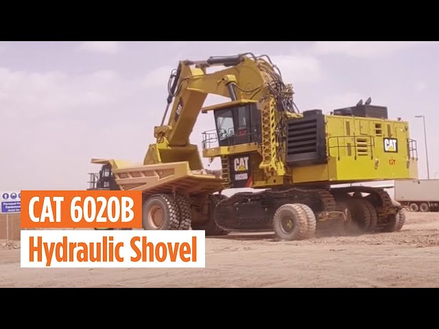 CAT 6020B Travel to Site