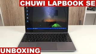 Chuwi LapBook SE Unboxing