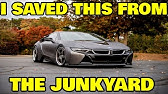 My WRECKED Supercar is Finished and it's AWESOME