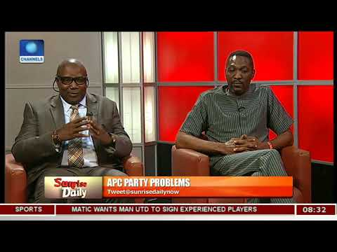 Analysts Disagree Over APC Parallel Congress In Lagos Pt.2 |Sunrise Daily|