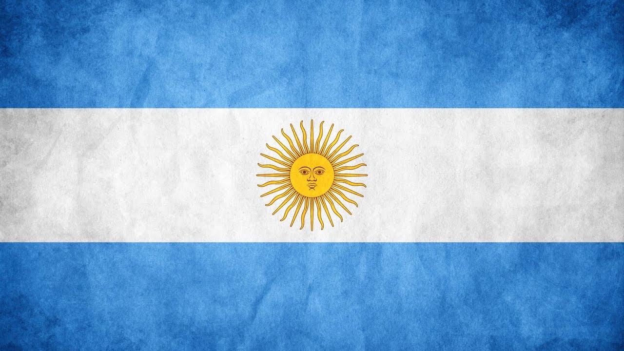 Resultat d'imatges de bandera de argentina