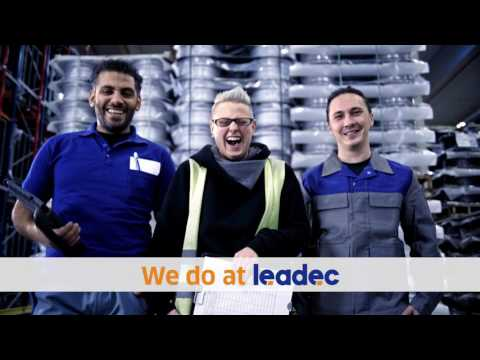 Voith Industrial Services is now known as Leadec