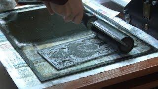 ''3D принтер'' эпохи Скорины представлен в Национальной библиотеке