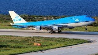 [HD] [FS2004] PMDG 747 Takeoff Curaçao
