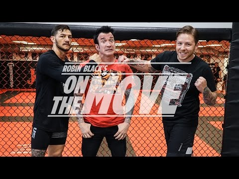 [Robin Black's On the Move] Cub Swanson ④ (Interview)