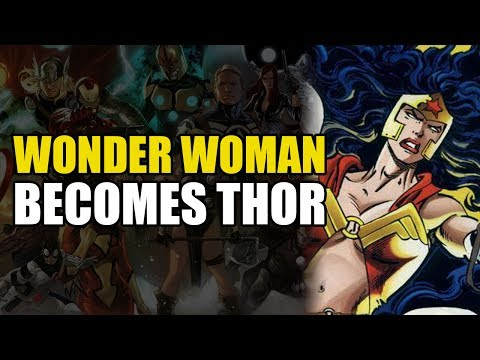 What If Wonder Woman Became Thor? (How To Kill Superheroes)