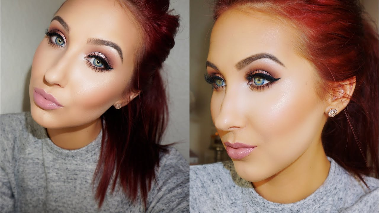 Cream Contour & Highlight  Demo  Favorites  Tips & Tricks  Jaclyn Hill   Youtube