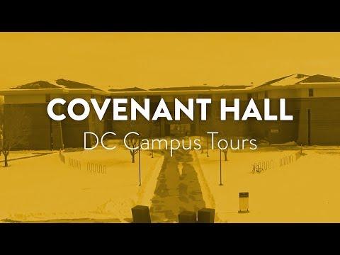 Covenant Hall | Dordt Campus Tours
