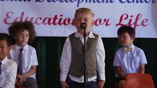 Montessori Child Development Center Graduation 2018
