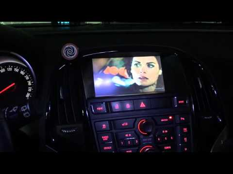 Видео, телевизор без интерфейса Navi600,900,cd600,950 Intelilink.