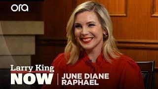 June Diane Raphael: We need flawed female characters