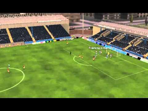FCP B - Oriental - Gol de C�ssio 2 minutos