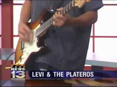 Levi and the Plateros to perform at Santa Fe festival
