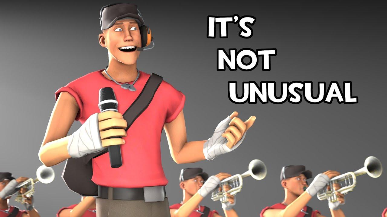 Its Not Unusual