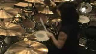 Mike Portnoy The Dark Eternal Night Drums only