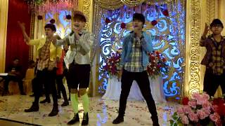 Repeat youtube video SUN7 Boyband Indonesia - Sudah Punya Pacar - Live Perform