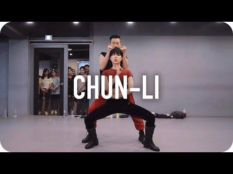 Chun - Li - Nicki Minaj / Hyojin X Gosh Choreography