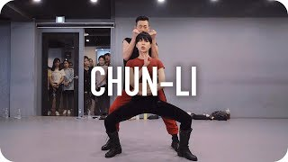 Download Chun-Li - Nicki Minaj / Hyojin X Gosh Choreography Mp3 and Videos