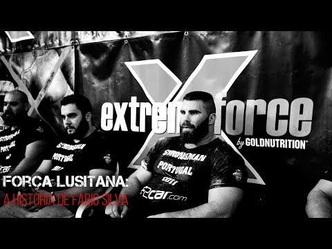 Força Lusitana: A História de Fábio Silva - STRONGMAN - Trailer 1
