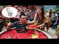 Chilli Eating Contest Nagaland | Hornbill Festival 2017 | Vlog 2.2 | Peppy Traveller