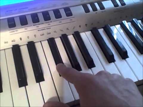 Dreamscape (009 Sound System) Piano Tutorial by EpicBehavior