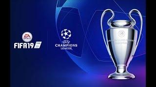 FIFA 19 Demo UEFA CHAMPIONS LEAGUE  Real Madrid vs Bayern Munich
