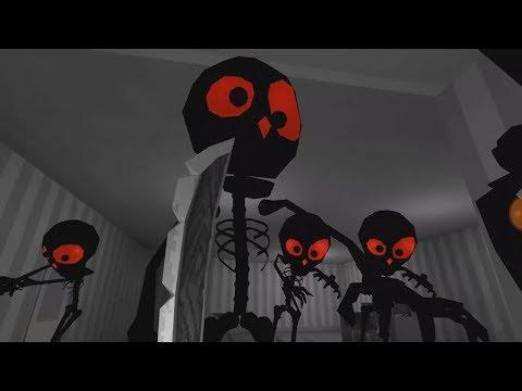 Страшные призраки в доме с приведениями Детские страшилки ужастики хоррор призраки в доме с приведен