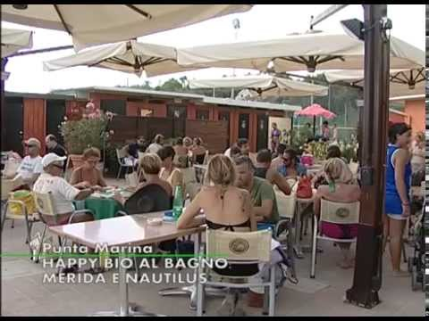 Happy bio al bagno merida e al bagno nautilus a punta marina terme youtube - Bagno nautilus ravenna ...