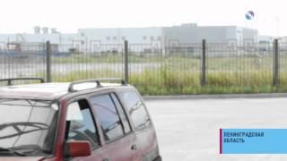 Социальный репортаж. Питерские автомобилисты могут пройти техосмотр прямо на дороге(, 2013-08-23T08:12:34.000Z)