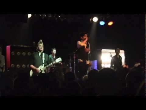 Crown The Empire  Breaking Point  18 Feb 2012