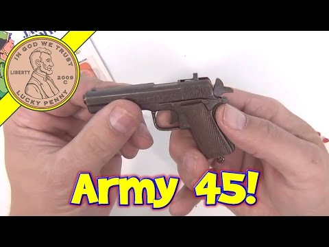 captain-jack-army-45-cap-pistol---6-die-cast-toy-gun-collection