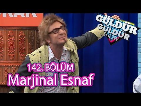 Güldür Güldür Show 142. Bölüm, Marjinal Esnaf Skeci