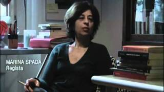 IL MIO DOMANI - backstage - Intervista Marina Spada