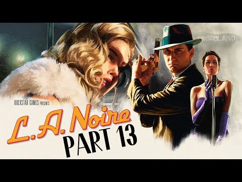"L.A. Noire (PS4) - Let's Play (5-Star Ratings) - Part 13 - ""The Black Caesar"""