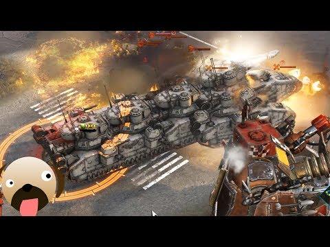 UNLIMITED BANEBLADES!!!! - DAWN OF WAR 3 Redux Mod