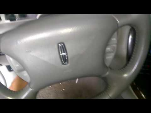 How to fix blend door actuator Lincoln Mark VIII